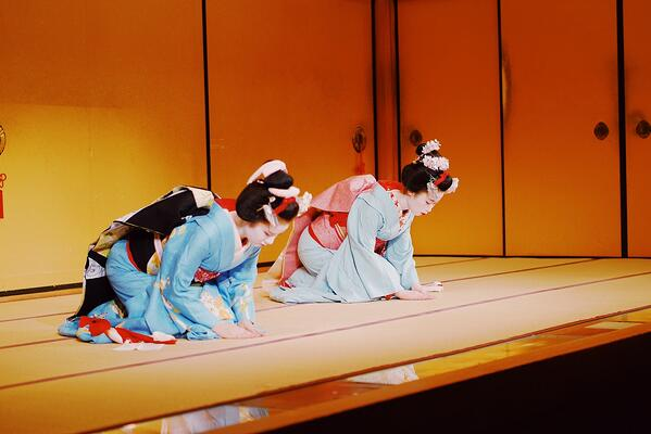 Japan tradions